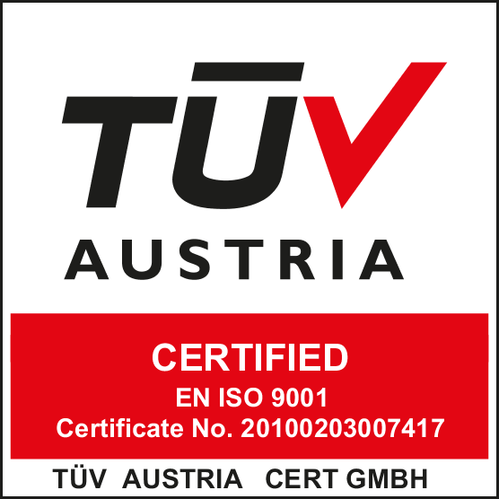 ISO 9001 - 2008 -TUV NORD