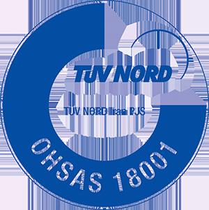OHSAS 18001 - 2007 -TUV NORD
