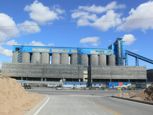 Tavazon (Balance) Project in ESCO (Esfahan Steel Co)