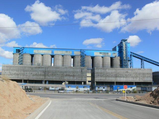 Tavazon (Balance) Project in ESCO (Esfahan Steel Co)