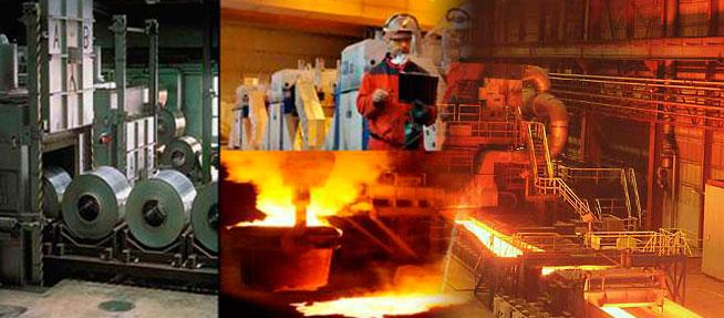 فرایند تولید متالوژیکی